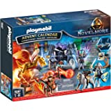 Playmobil 70187 Advent Calendar Battle for the Magic Stone Playset (72 Pieces)