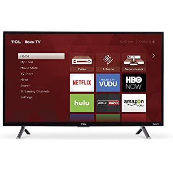 "Amazon | TCL 32"" HD Roku TV 72..."