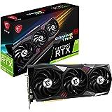MSI nVidia Geforce RTX 3080 Ti Gaming X Trio 12GB Video Card, PCI-E 4.0, 1770 MHz Boost Clock, 3X DisplayPort 1.4a, 1x HDMI 2