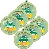Citrus Magic Solid Air Freshener Fresh Citrus, 8-oz. (Pack of 6)