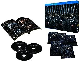 ゲーム・オブ・スローンズ 最終章 コンプリート・ボックス (初回限定版) [Blu-ray]