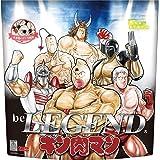 ビーレジェンド プロテイン キン肉マン 火事場のクソ力風味 スプーン付き【1kg】
