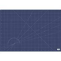 【Amazon.co.jp 限定】オルファ(OLFA) ロータリーマット A1(620x900x1.5mm) グリッド…