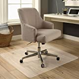 Chair Mat for Hard Floors, Heavy Duty Office Chair Mat Transparent Durable Hardwood Floor Protector with Non-Studded Bottom,