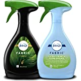 Febreze Odor-eliminating Fabric Refresher Forest and Extra Strength Botanical Breeze, 27 Oz. Spray, 2 Count