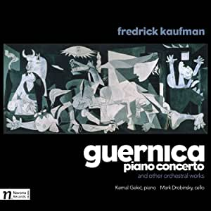 Guernica Piano Concerto & Other Orchestral Works