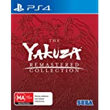 The Yakuza Remastered Collection Standard Edition - PlayStation 4
