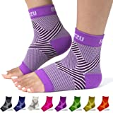Planter Fasciated Socks Ankle Sleeve Compression Support Foot Wraps for Pain Foot Pain Relief Products for Womens Plantar Fas