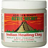 Aztec Secret Indian Healing Clay Deep Pore Cleansing 1 Pound (Pack of 3)