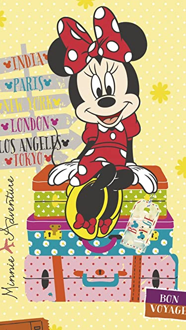 ディズニー  iPhone/Androidスマホ壁紙(640×1136)-1 - Disney Minnie Mouse