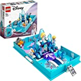 LEGO 43189 Disney Frozen 2 Elsa and The Nokk Storybook Adventures Portable Playset, Travel Toys for Kids