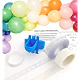 5m Balloon Garlands Arch Decorating Strip Tape for DIY Party Decoration Essential Kit (Garland kit)