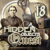 Hidden Objects Quest 18: Vintage Victorian