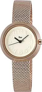 [セイコーウォッチ] 腕時計 リキ リキワタナベ コレクション AIQK004 ピンク
