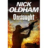 Onslaught: First in a new series (A Steve Flynn Thriller Book 1)