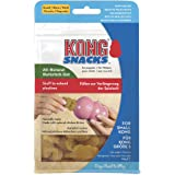 KONG - Snacks - All Natural Dog Treats (Best Used with KONG Puppy Rubber Toys) - Puppy Biscuits - for Small Dogs