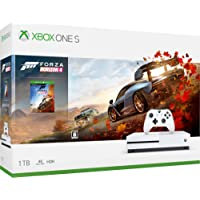 Xbox One S 1 TB Forza Horizon 4 同梱版 (234-00567)