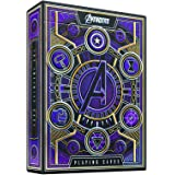 theory11 Avengers Playing Cards by Marvel Studios , Purple