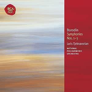 Borodin: Symphonies Nos 1-3