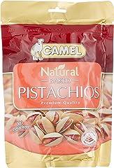 Camel Natural Pistachios Nuts, 400g