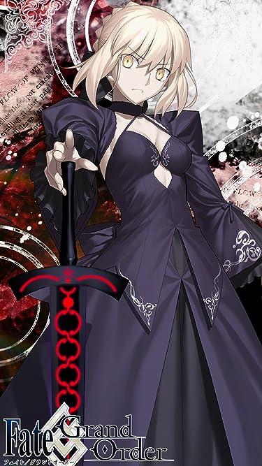 Fate  iPhone/Androidスマホ壁紙(750×1334)-1 - FGO アルトリア・ペンドラゴン[オルタ]