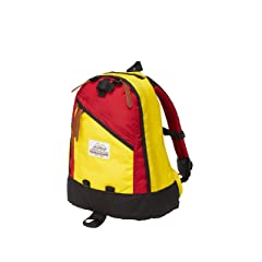 Day Pack 80: Yellow / Red