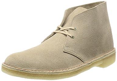 Desert Boot: Sand Suede