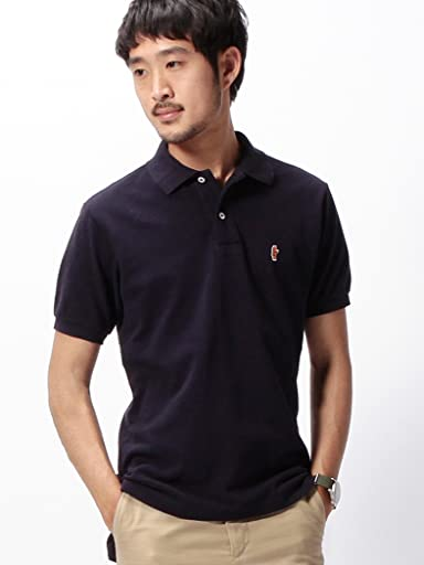 40th Annversary Polo Shirt 11-02-0134-832: Navy