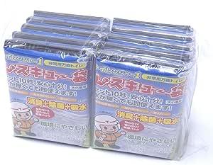 トイレンジャー1レスキュー袋(10個入り)