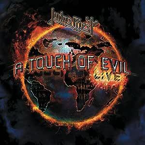Judas Priest: A Touch of Evil - Live