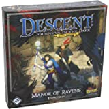 Descent 2nd Edition Manor of Ravens Expansion Strategy Game