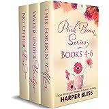 Pink Bean Series: Books 4-6 (Pink Bean Series Box Set Book 2)