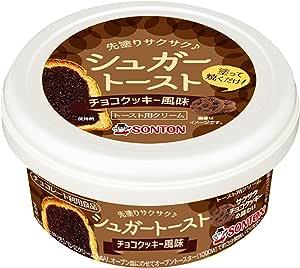 ソントン シュガートーストチョコクッキー風味 110g×6個
