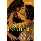 Simply Insatiable (The House of Pleasure Book 5)