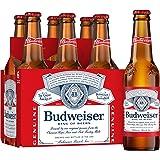 Budweiser Pint Beer, 6 x 355ml