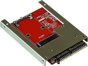 玄人志向 セレクトシリーズ mSATA SSD IDE変換アダプター KRHK-MSATA/I9
