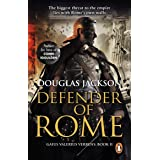Defender of Rome: (Gaius Valerius Verrens 2): A heart-stopping and gripping novel of Roman adventure