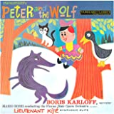 Prokofiev: Peter and the Wolf, Lieutenant Kije Symphonic Suite