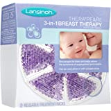 Lansinoh Therapearl 3 in 1 Breast Therapy, 2 Reusable Treatment Packs