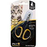 Pet Republique Cat Nail Clippers – Professional Claw Trimmer for Cat, Kitten, Hamster, Small Breed Animals - Mini Clipper Des