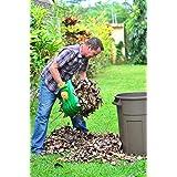 ReLeaf Leaf Scoops: Ergonomic Large Hand Held Rakes for Fast Leaf & Lawn Grass Removal