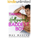 Taming Hollywood's Baddest Boy: An Enemies-to-Lovers Romantic Comedy (The Hollywood Collection Book 1)
