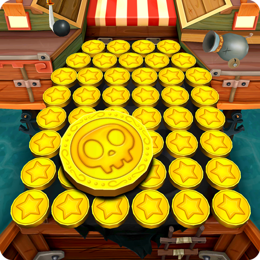 『Coin Dozer: Pirates』のトップ画像