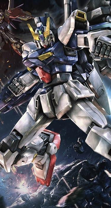 機動戦士ガンダム  iPhone/Androidスマホ壁紙(744×1392)-1 - ビルドガンダムMk-II