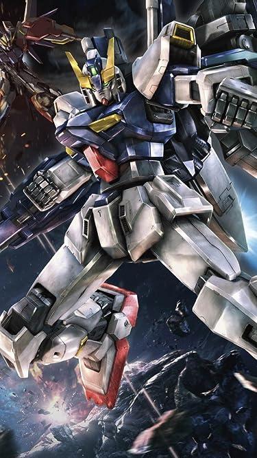 機動戦士ガンダム  iPhone/Androidスマホ壁紙(640×1136)-1 - ビルドガンダムMk-II