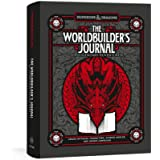 The Worldbuilder's Journal of Legendary Adventures (Dungeons & Dragons): Create Mythical Characters, Storied Worlds, and Uniq