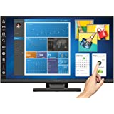 "Planar Helium PCT2435 Touch Screen 24"" LED LCD Full HD Resolution Monitor"