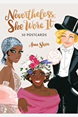 Nevertheless, She Wore It: 50 Postcards Card Book