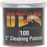 Otis M-16/Small Caliber Patches (100)