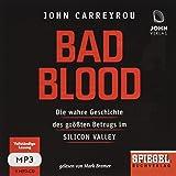 Bad Blood: Die wahre Geschichte des groessten Betrugs im Silicon Valley - Ein SPIEGEL-Hoerbuch